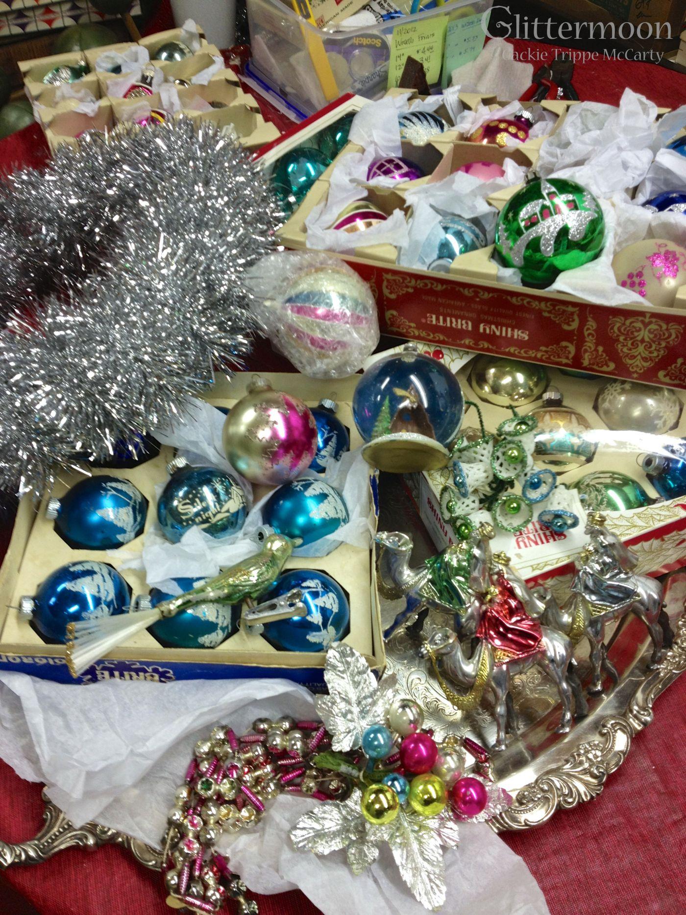 Some of Joy s Treasures wreaths Pinterest