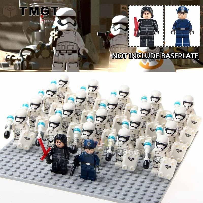 Custom Lego Compatable Star Wars Kylo Ren Minifigure
