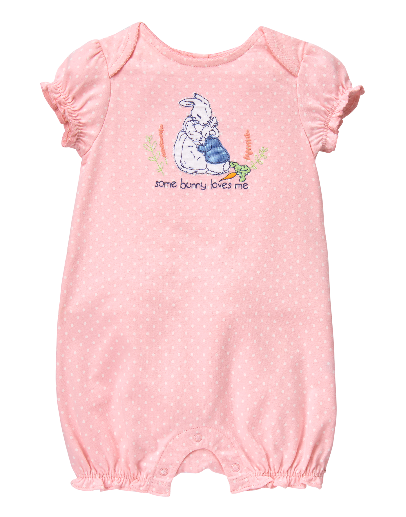 741e3ad2c0c Gymboree Peter Rabbit Collection - Some Bunny Loves Me
