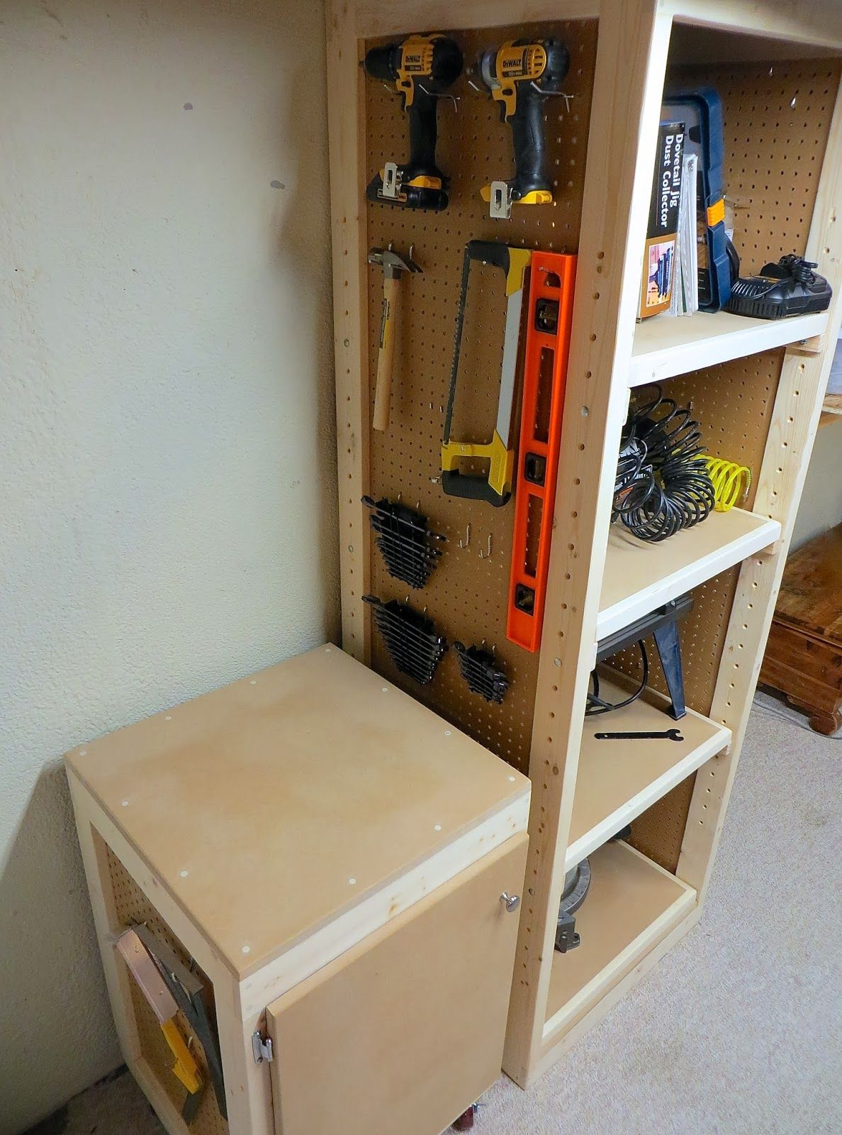 The Project Lady: Search Results For Tool Storage