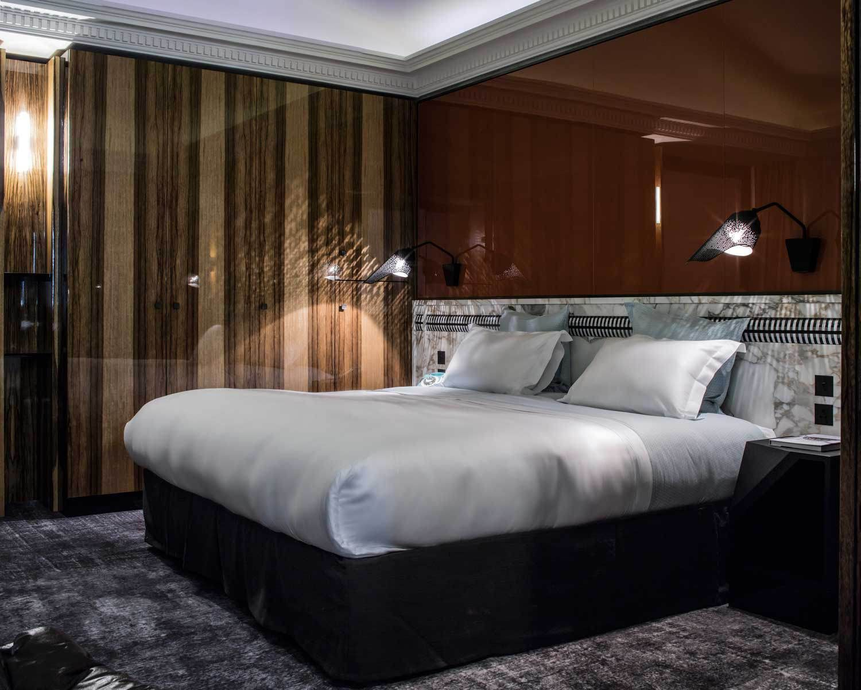legendary nightclub les bains paris becomes a luxury hotel luxury