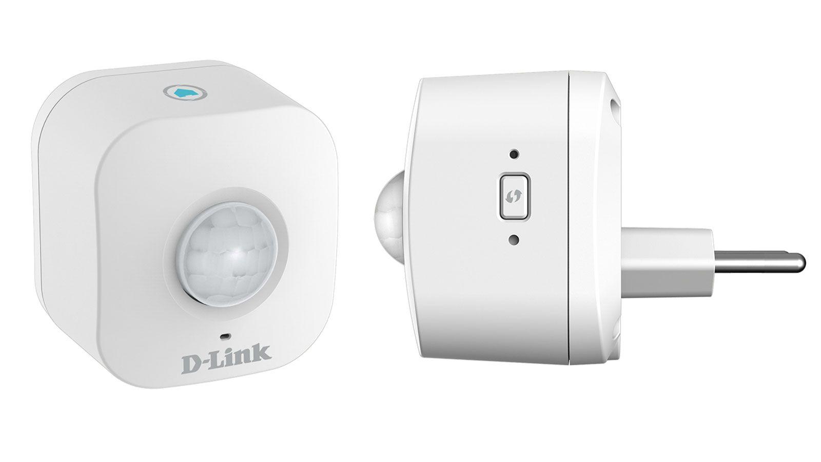 D Link Mydlink Gunstige Smart Home Hardware Bei Tchibo Bewegungssensor Uberwachungskamera Alarmanlage
