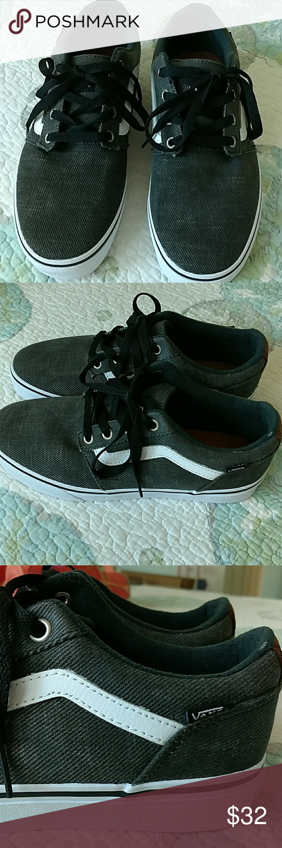 5d2be8f5bd4661 Vans off the wall sneakers New without tag excellent condition. Vans Shoes