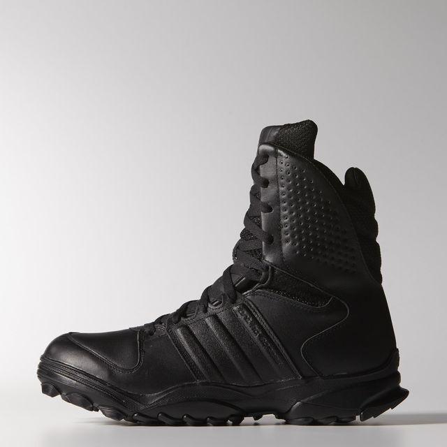 Best Adidas Outdoor GSG 9.2 Boots Mens All Black Adidas
