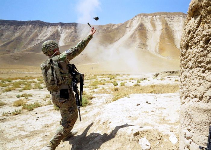 A New Hand Grenade Is Being Designed By The U S Army After 40 Years Army Military Army Strong