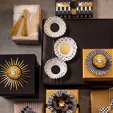 Mit Ferrero für die Liebsten stimmungsvolle Dekoideen entdecken: Anleitungen, Tipps und Inspirationen für ein zauberhaftes Fest in Ihrem Zuhause! #rustikaleweihnachtentischdeko