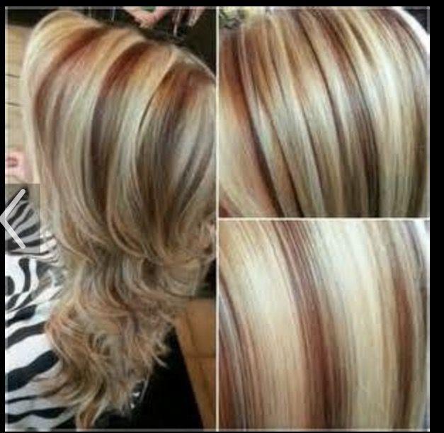 Pin By Cinthia Perez On Makeup ️ Hair Blonde Hair