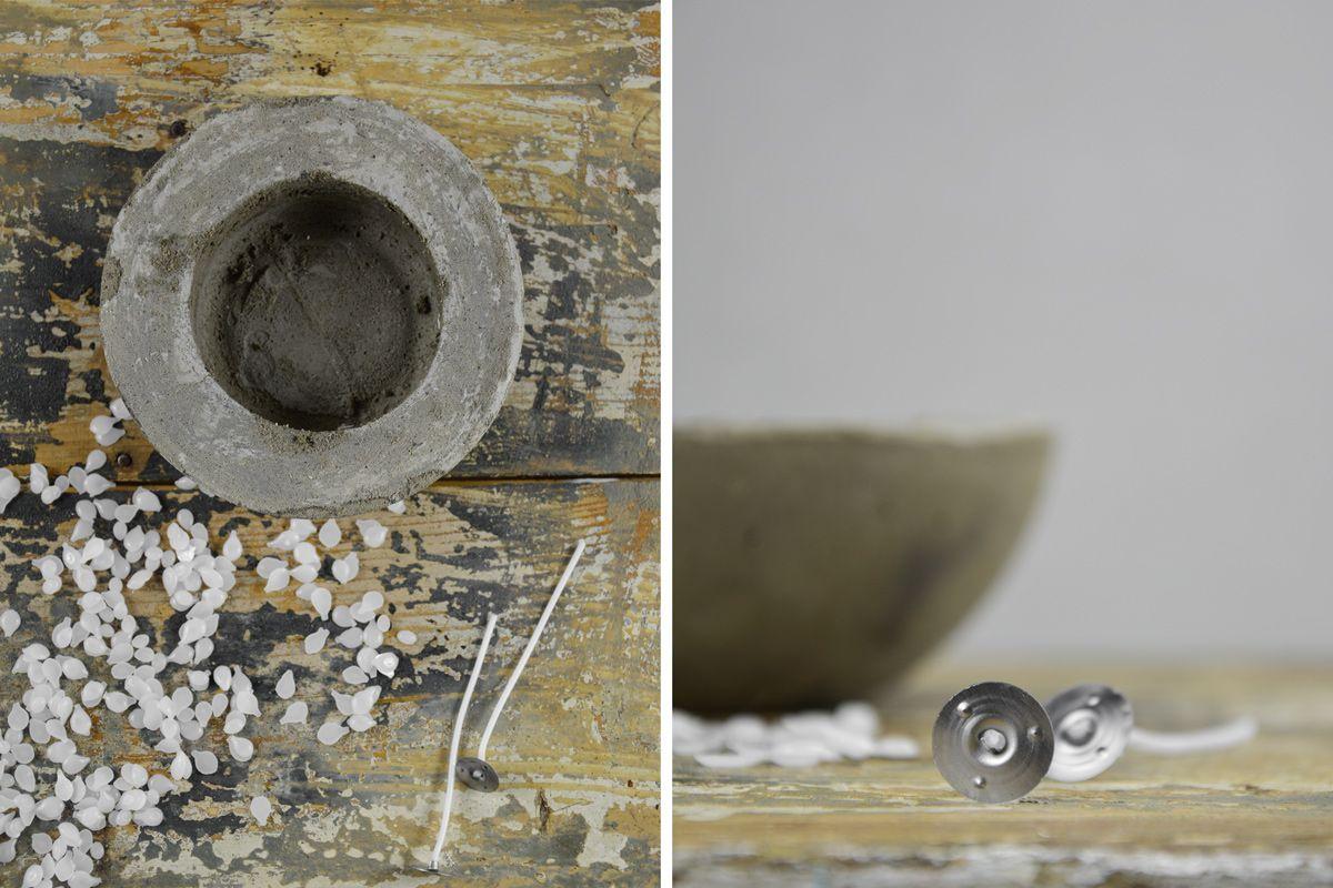 diy beton pinterest selber machen mit beton kerzen selber machen und diy kerzen. Black Bedroom Furniture Sets. Home Design Ideas