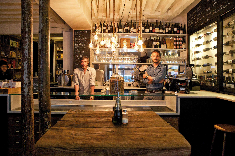 Tappo Bar A Vin Et Cave A Manger Haut Marais 3eme Wine