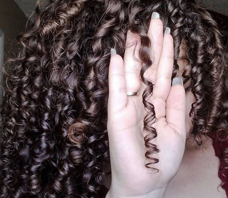 HowTo Get Defined Curls Curly hair tips, Curly hair