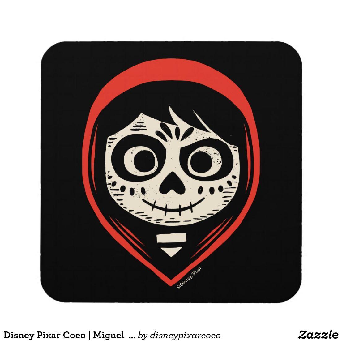 Posavasos Cocos De Disney Pixar El Miguel Da De Los Coco