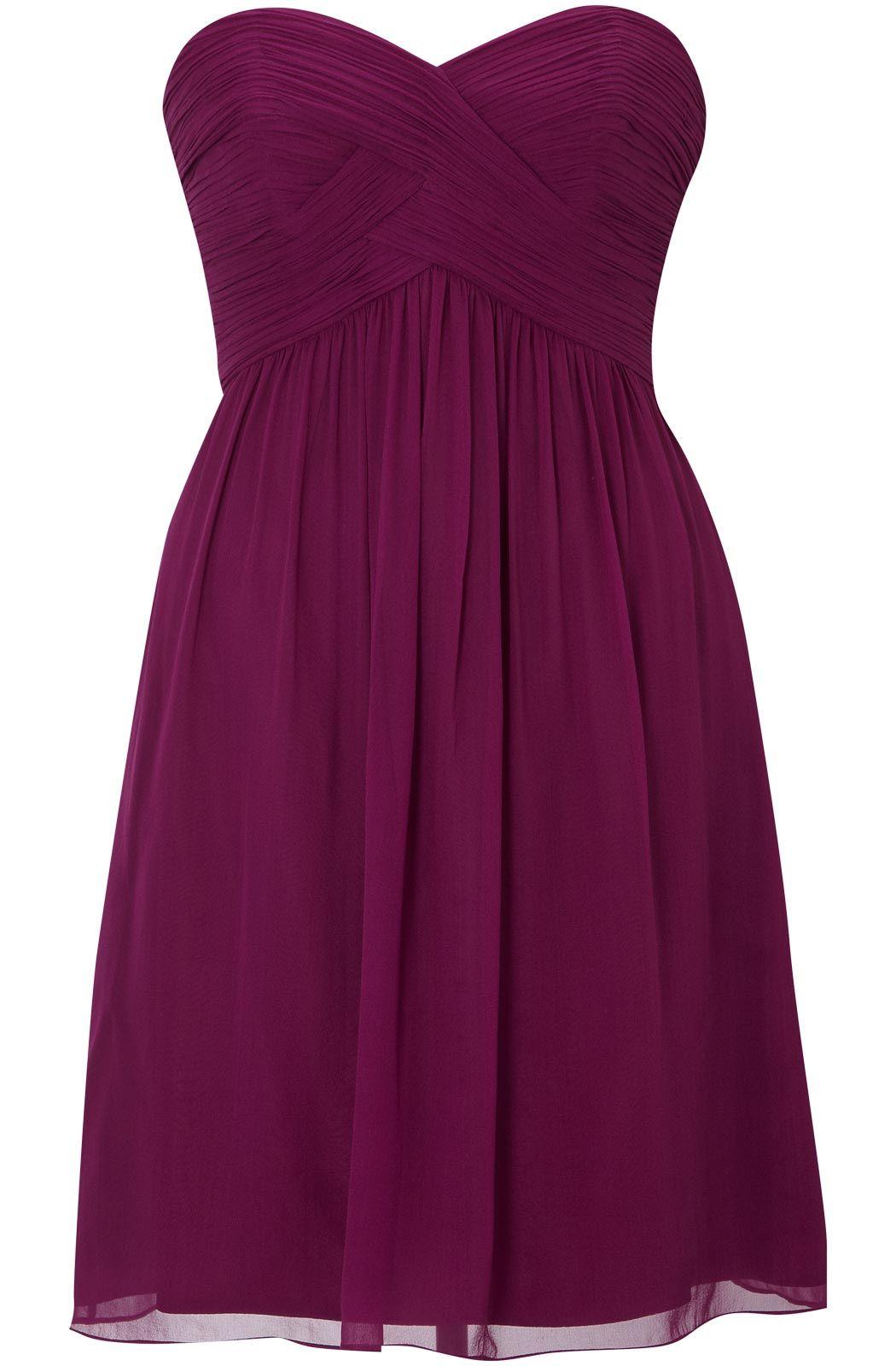 sangria bridesmaid dress. | Weddings | Pinterest | Vestidos dama ...