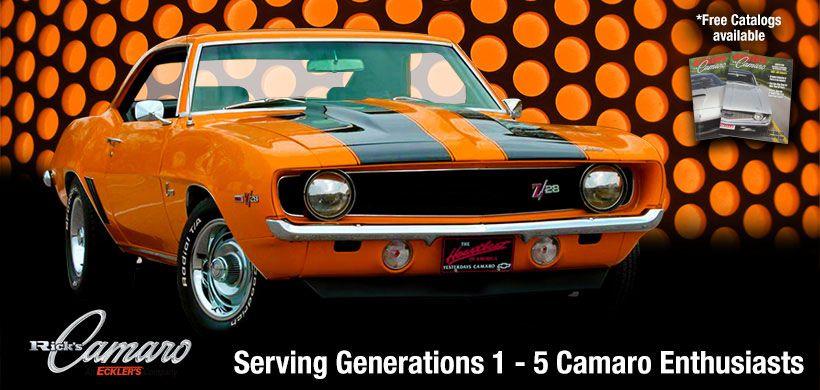 Chevy Camaro Parts For Sale Classic Camaro Parts And Accessories Ricks Camaro Parts Classic Camaro Camaro Chevy Camaro