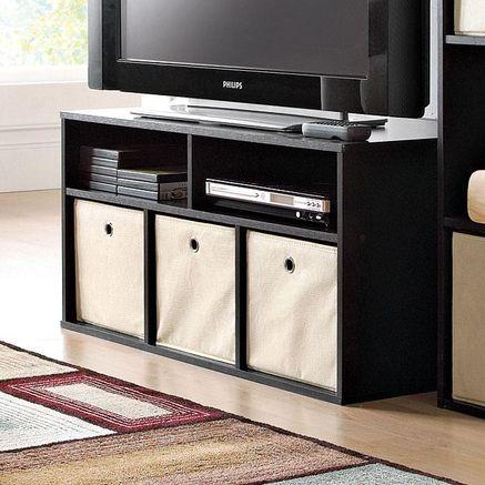 Orlando 2 Shelf/3 Cube Storage Bench   Sears   Sears Canada (