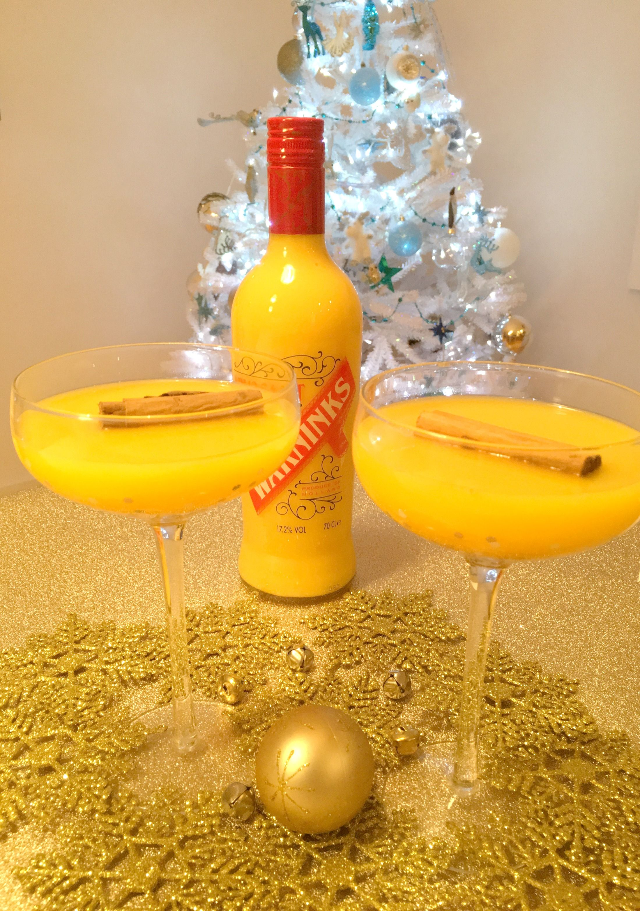 Warninks Snowball The Perfect Party Drink At Christmas