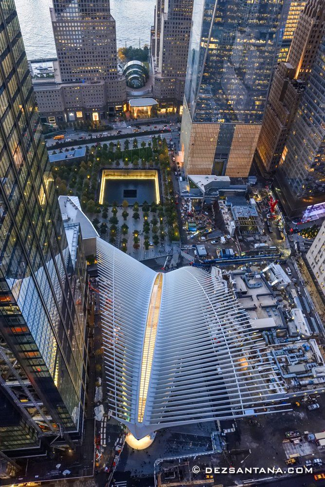 The Oculus By Dezsantanaphoto Newyork Nyc Nyc Daily Pics