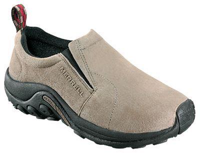 merrell mens jungle moc casual shoes - brown runner