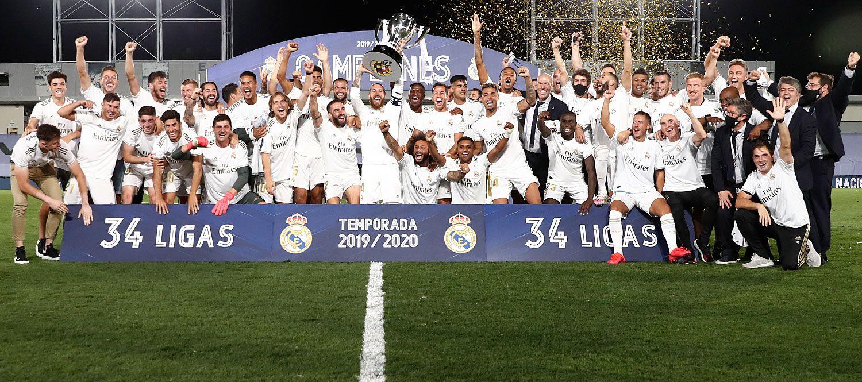 Real Madrid Cf Web Oficial Imagenes De Real Madrid Real Madrid Temporadas