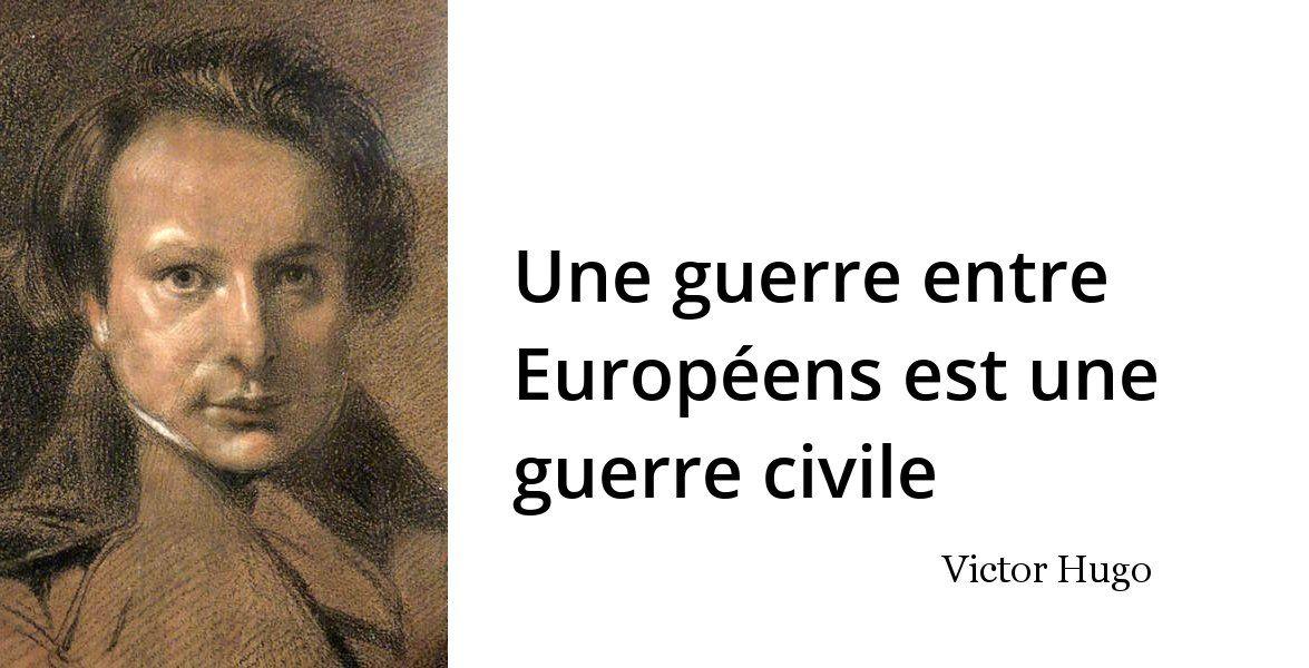 Victor Hugo Prophete En Son Pays Et Bien Au Dela Reste L Avocat