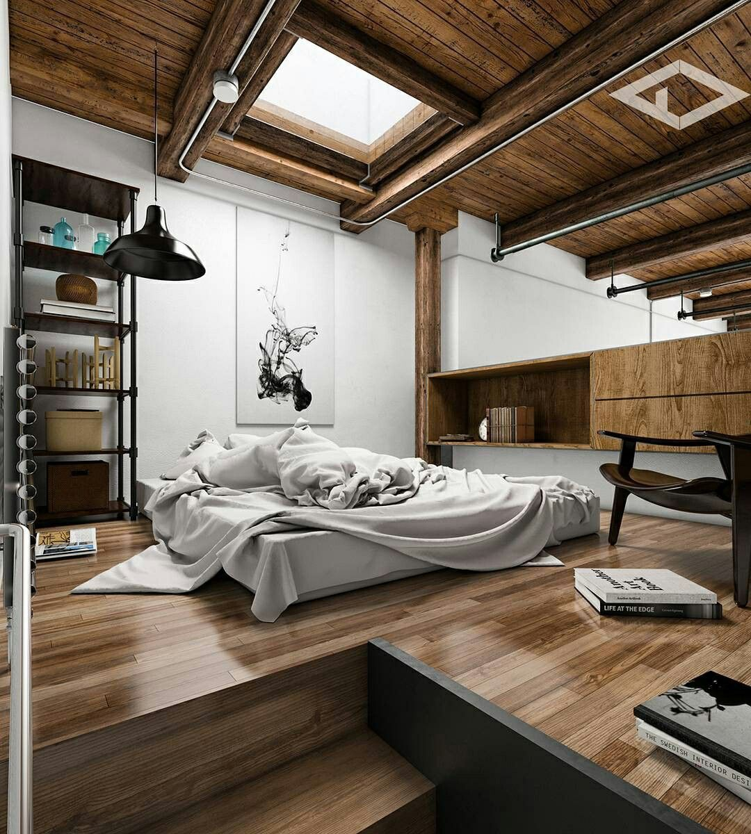 Pin by lejla varenikovic on interiors pinterest lofts carpentry