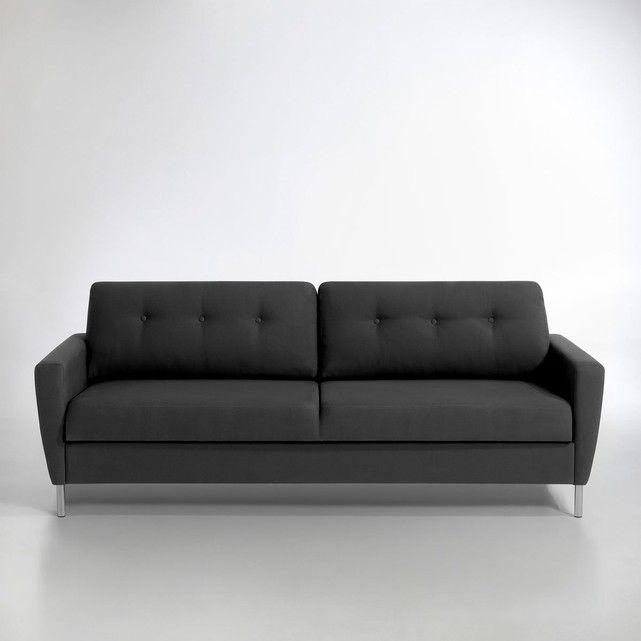 Canapé lit gigogne 3 places Anir