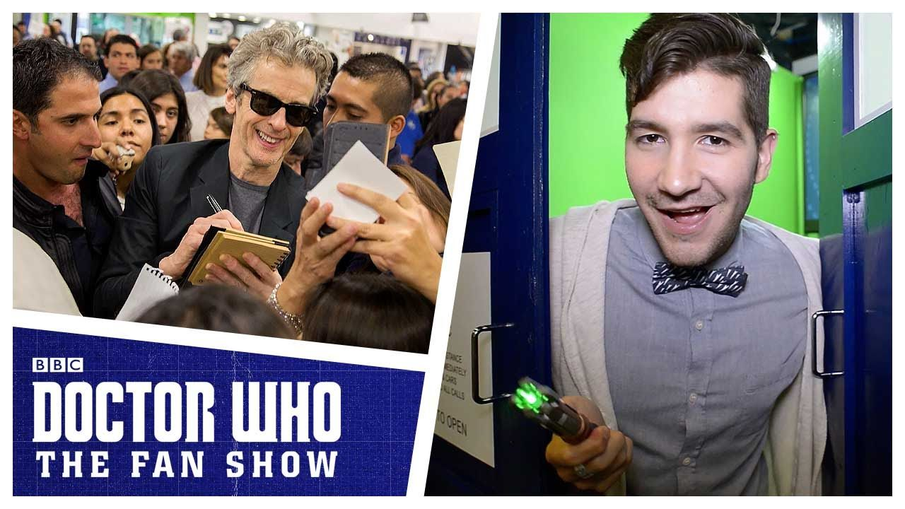 Doctor Who Fans' Guinness World Record! - Doctor Who: The Fan Show