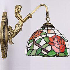 LED Chandeliers muraux Moderne Contemporain Acier inoxydable