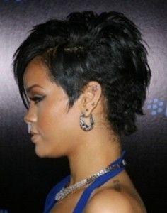 short mohawk haircuts for black women   Birthday hairstyles ...