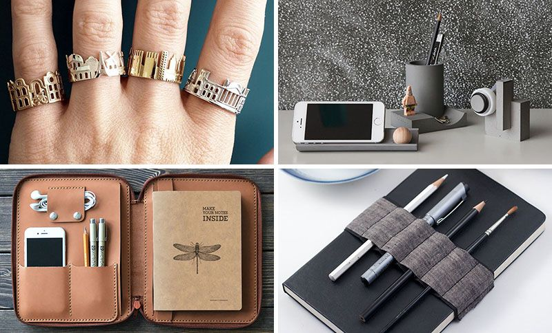 40 Gift Ideas For Architects And Interior Designers