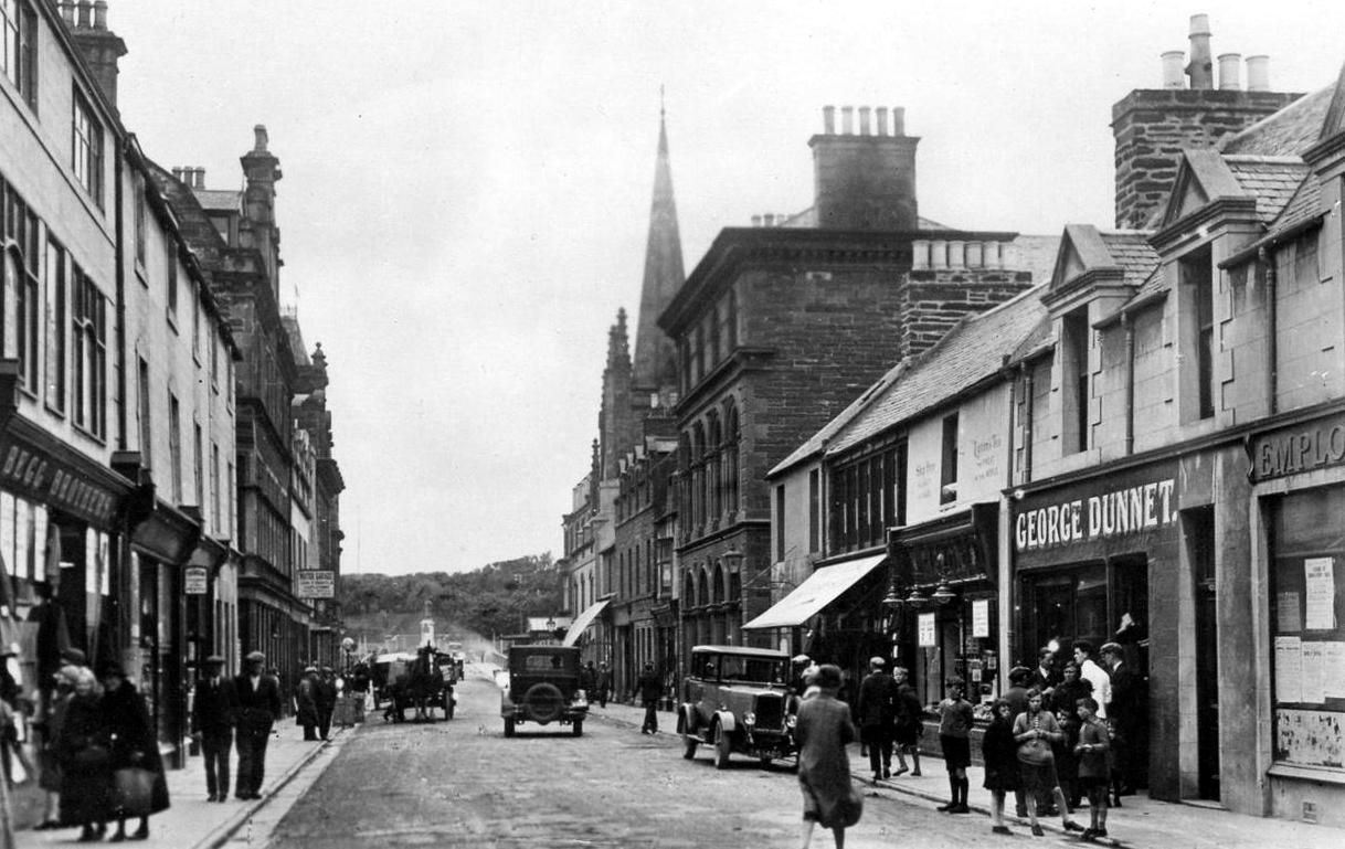 Image result for Wick high street 1960s