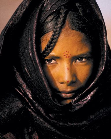 Jeune femme Touareg - Explore the World with Travel Nerd Nici, one Country at a Time. http://TravelNerdNici.com
