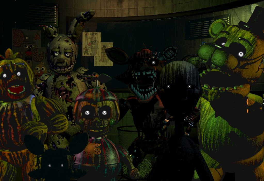 five nights at freddys 3 free no download
