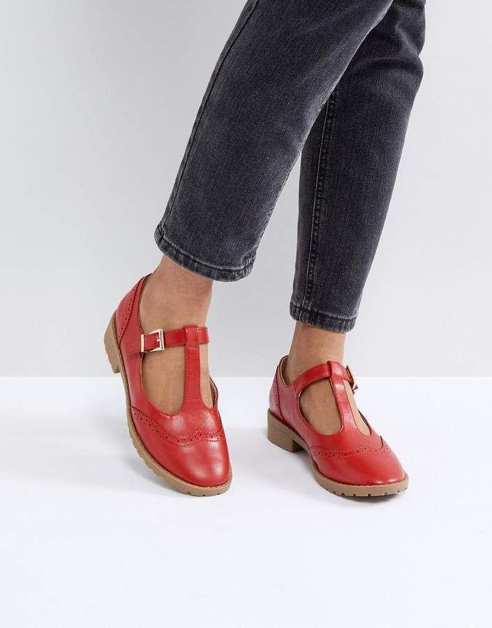 Asos MAXIME Flat Shoes
