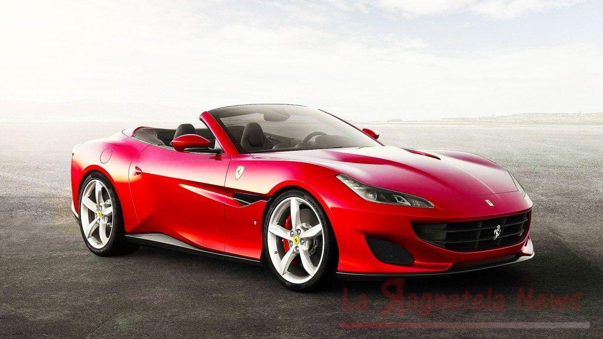 La Ferrari Portofino Vince Il Premio Altair Enlighten 2019 Ferrari California Ferrari Supercar