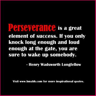 109 Best Inspirational Perseverance Quotes