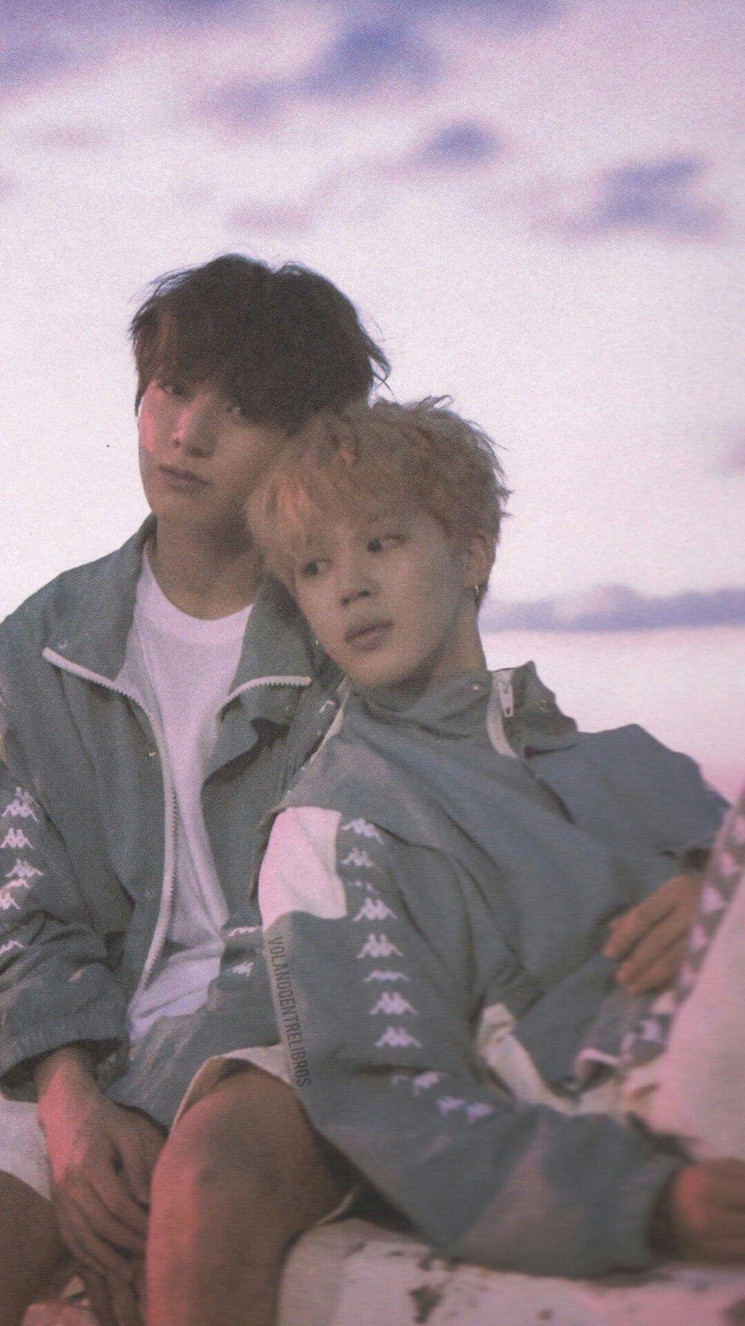 Jungkook Jimin BTS 2018 Season s greetings ♡