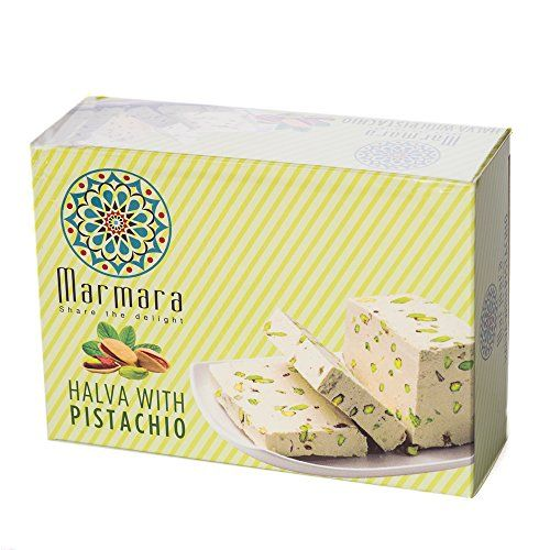 Marmara Premium Gourmet Halvas 350 GM Pistachio ** You can get more details by clicking on the image.