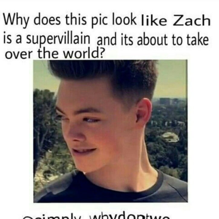 Funny Zach Meme : An adorable villain and by i mean baby