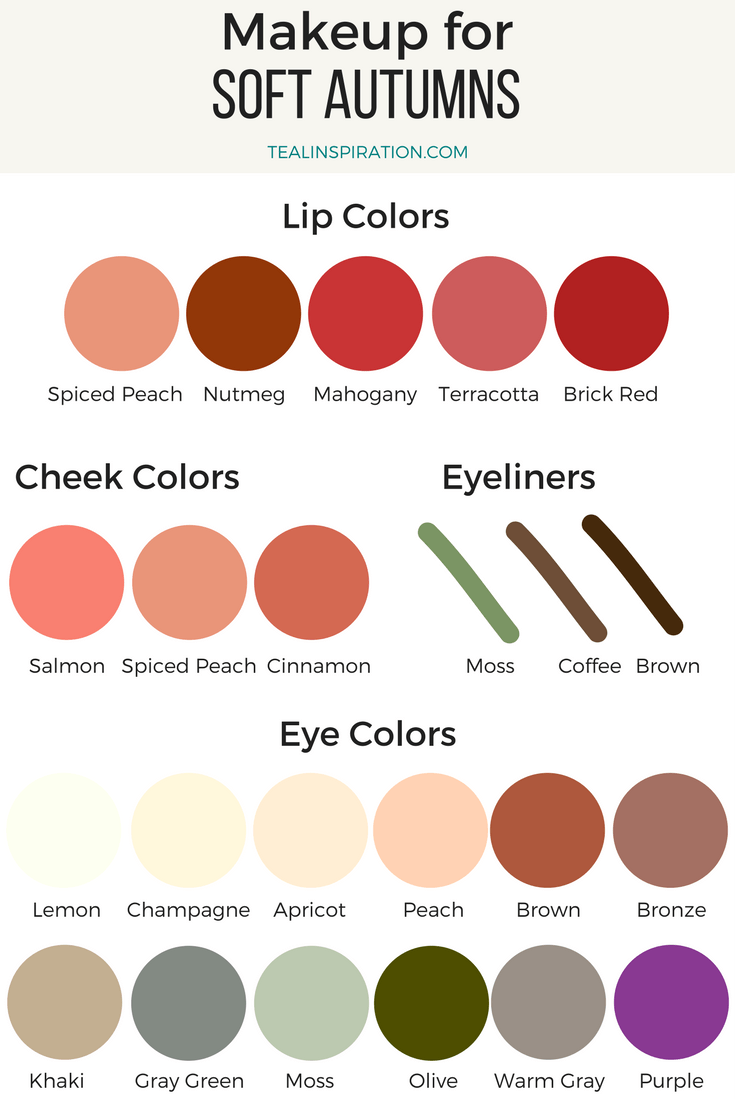 Lovely Colors that Compliment Brown