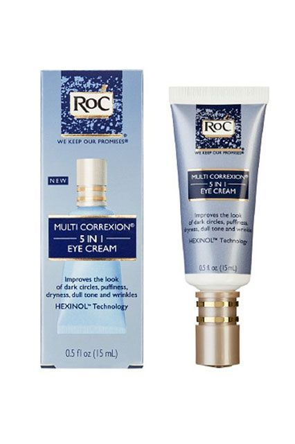 Best drugstore eye cream for dark circles