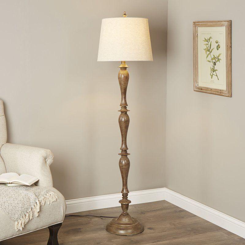 Wilaston 65 Floor Lamp Floor Lamp Lamp Traditional Floor Lamps