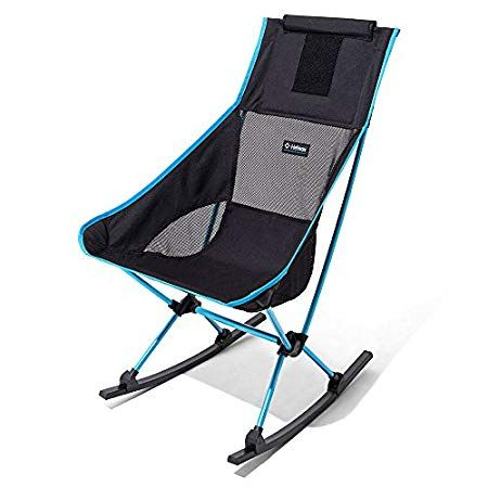 Minimalist Helinox Chair Two Rocker Review – Ultra fortable & Great Size - Elegant packable chair New Design
