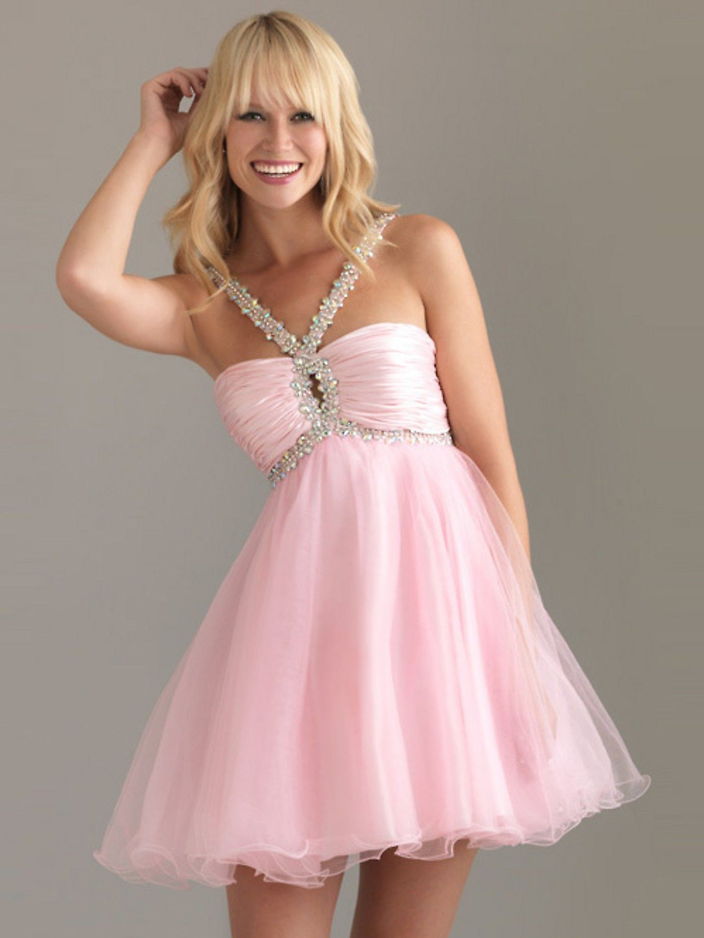 Light pink tool dress dresses pinterest dresses homecoming
