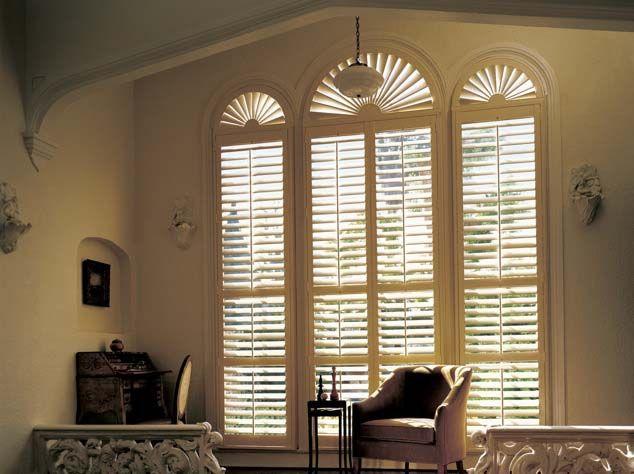 Hunter douglas shutters window coverings blinds - Hunter douglas interior shutters ...