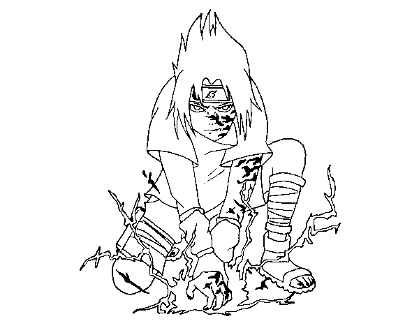 Naruto Coloring Pages Sasuke People Coloring Pages Chibi Coloring Pages Naruto Sketch