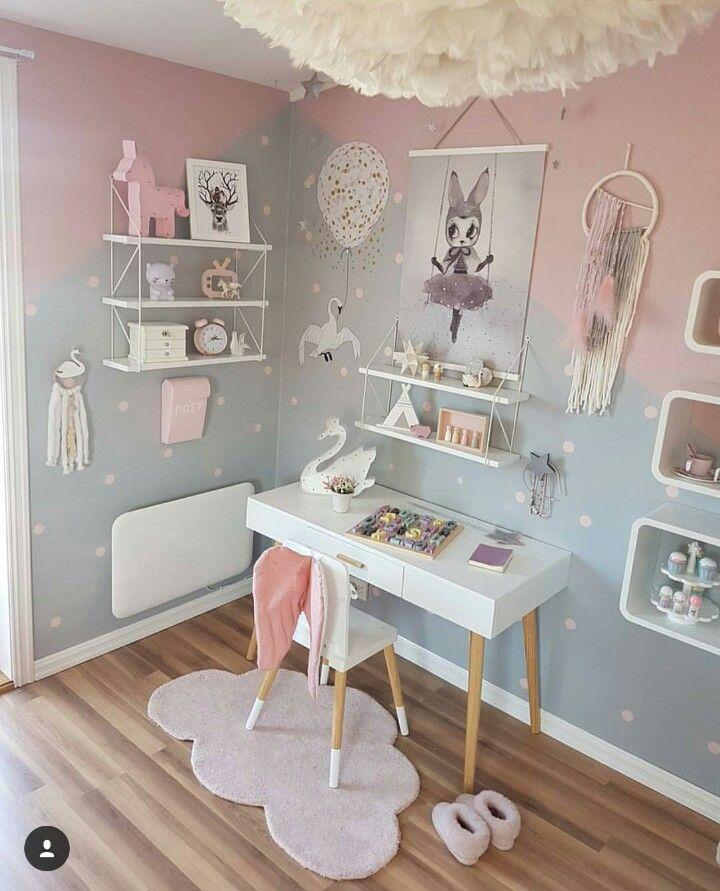 Pin de Laura Andrews en Baby ideas | Pinterest | Cuarto niña ...