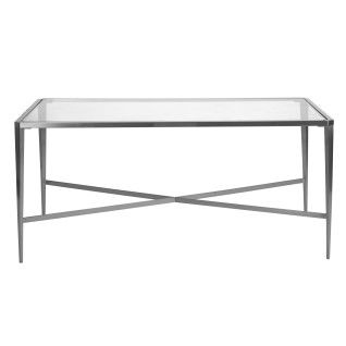 Venezia Chrome Coffee Table