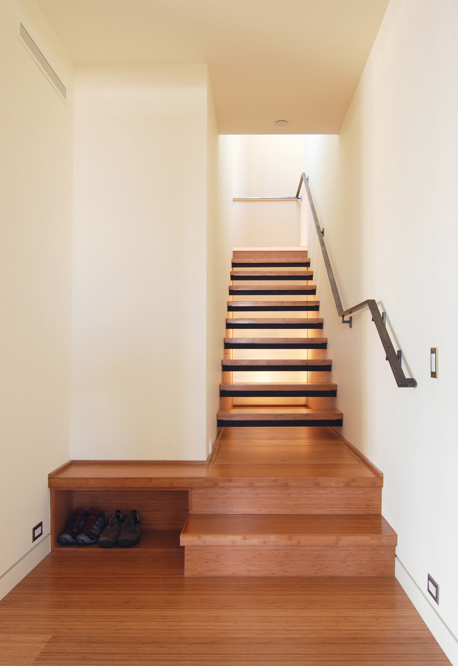 A Visual Guide To Stairs Build Blog Stairs Design Modern   Staircase Side Window Designs   Outside Window Frame   Architecture   Small Space   Two Story   Landing