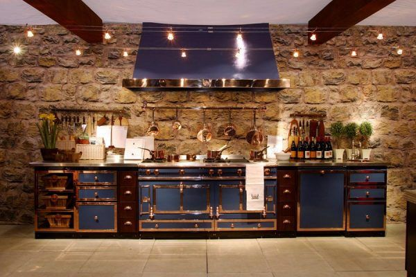 Le Piano De La Cornue Cuisines De Reve Belle Cuisine Cuisine Moderne