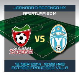 Jornada 8 Ascenso MX